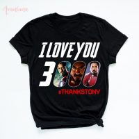 Father's Day Gift Ideas -I Love You 3000 Times Unisex T-shirt