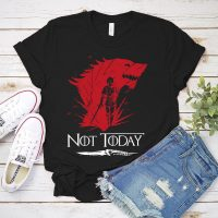 Arya Stark Not Today Game of Thrones T-Shirt