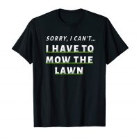 Funny lawn mowing grass cutting shirt mower dad father gifts