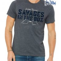AARON BOONE'S SAVAGES SHIRT