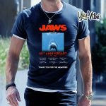 45th Years Of Jaws Anniversary Shark T Shirts