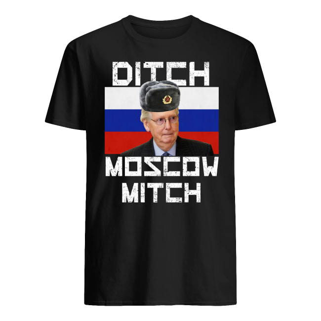 Ditch Moscow Mitch McConnell Vote McGrath 2020 Shirt
