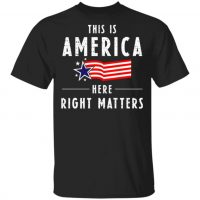 Alexander Vindman This is America Here Right Matters T-Shirt