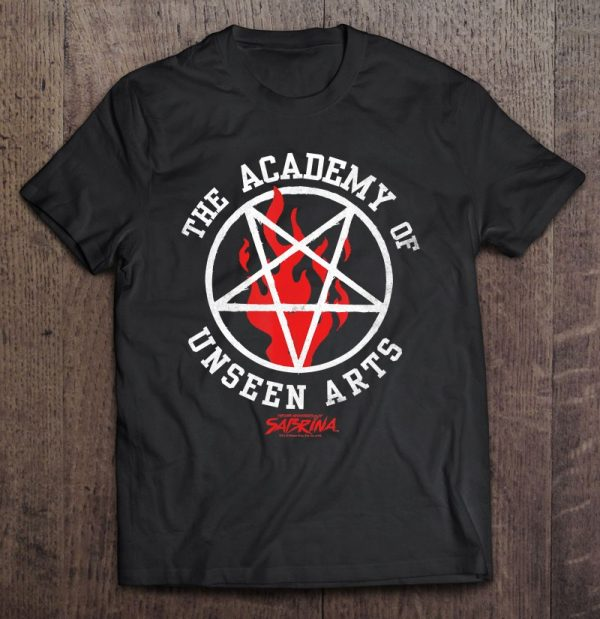The Chilling Adventures Of Sabrina Academy Of Unseen Arts Unisex shirt