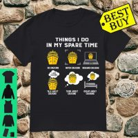 Things I Do In My Spare Time Go Cuising Shirt Unisex shirt