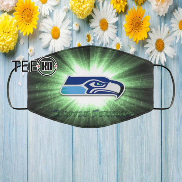 Mask SELLING SEATTLE SEAHAWKS CLOTH FACE MASK Filter US