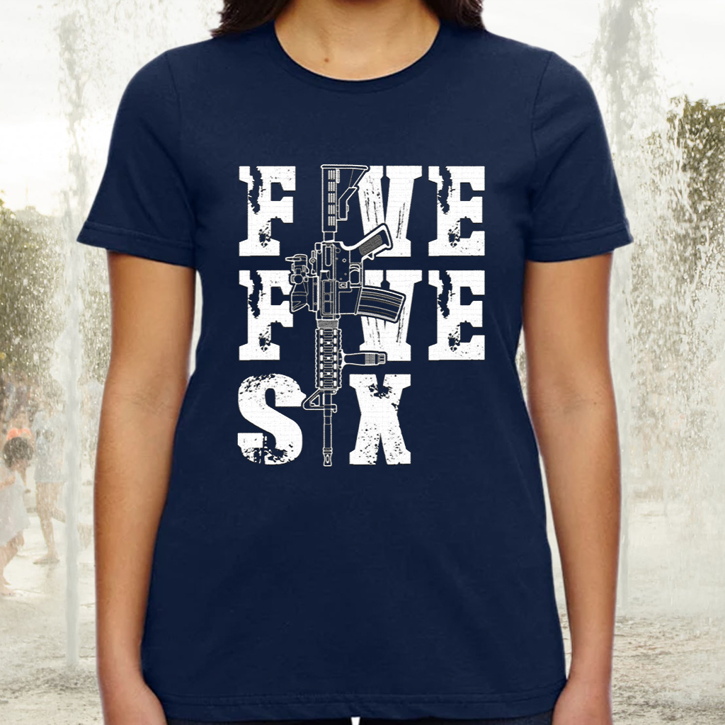Five Five Six Shirt